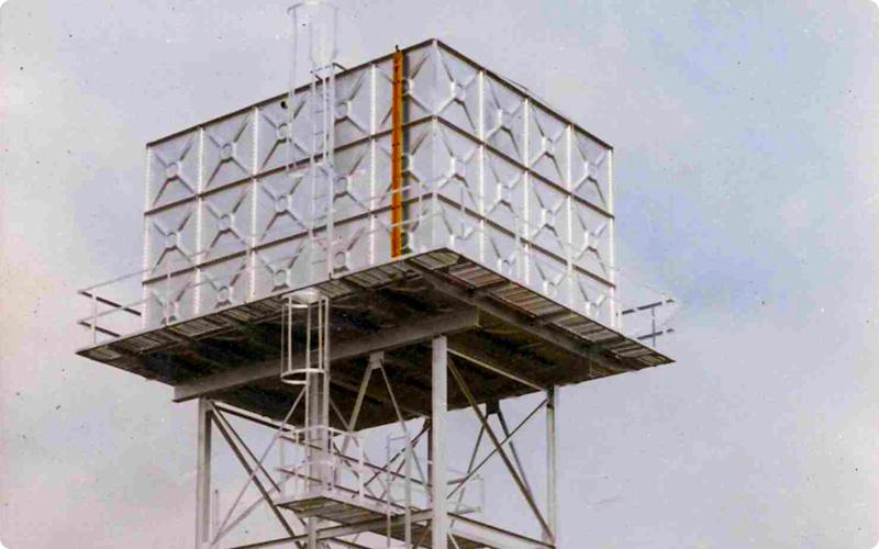 Water Storage Tanks in Nigeria